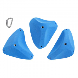 Multi-faceted climbing holds
